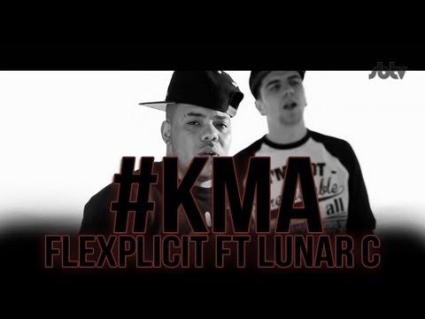 Flexplicit feat Lunar C – #KMA [Music Video] [@LunarCFT] [@FlexTheTruth]