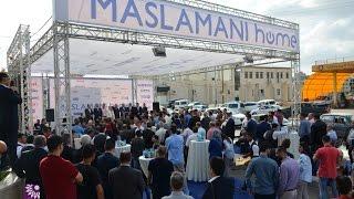 حفل إفتتاح معرض مسلماني هوم في طولكرم