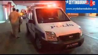 Zeytinburnu'nda Otomobil yayalaraçarptı  2 Ölü