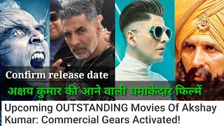 Video Upcoming OUTSTANDING Movies Of Akshay Kumar: Commercial Gears Activated!,अक्षय कुमार धमाकेदार फिल्मे MP3, 3GP, MP4, WEBM, AVI, FLV November 2018