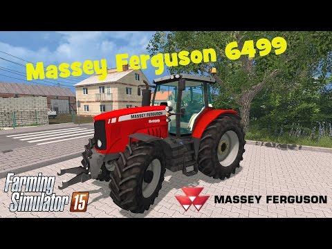 Massey Ferguson 6499 v1.0