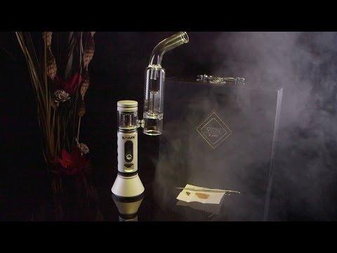 Vista Quartz Element Wax Vaporizer from X-Vape: Blazin' Gear Reviews