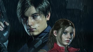 RESIDENT EVIL 2 REMAKE - PS4 Gameplay Walkthrough Full Demo No Commentary (E3 2018)
