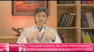 Transnazal Endoskopi (Burundan Mide İncelemesi) Kimlere Uygulanmaktadır ve Ne Gibi Avantajları Vardır?