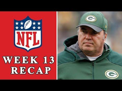 Video: NFL Week 13 Recap: FNIA team breaks down Mike McCarthy firing, Kareem Hunt I NFL I NBC Sports