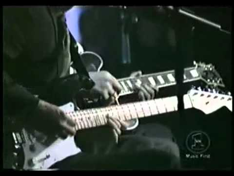 Eric Clapton & B.B King – The Thrill Is Gone – live at The White House