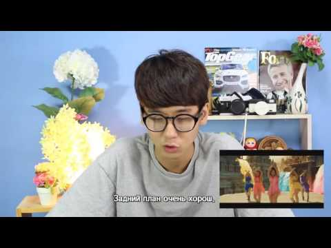 "Реакция корейцев на клип  ""NYUSHA   НЮША   Где ты, там я"" (видео)"