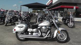 10. 003539 - 2009 Yamaha Road Star S Silverado   XV17ATSYGC - Used motorcycles for sale
