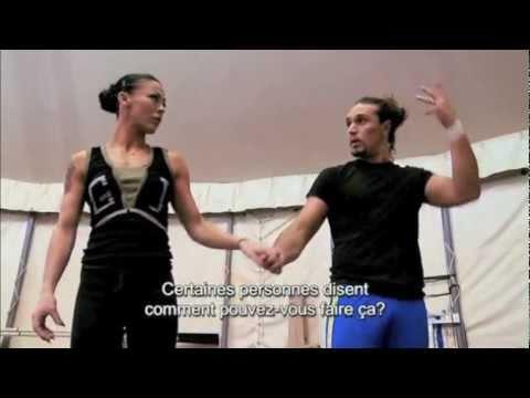 Massimo & Denise (Roller Skates) Totem - Cirque du Soleil