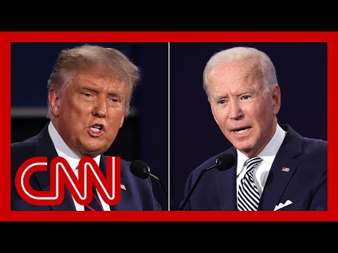 Livestream: The final 2020 presidential debate on CNN