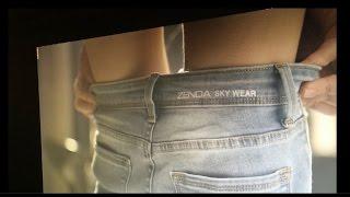 ZENDA IS JEANS, JEANS IS ZENDA
