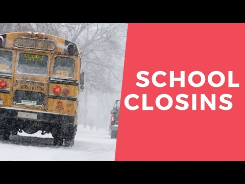 school closings and cancellations monday december 2 2019