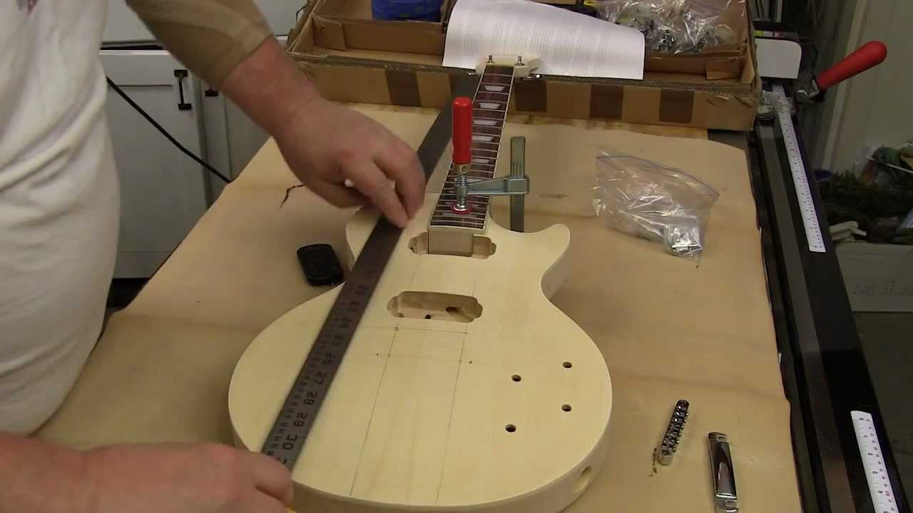 Electric Guitar Kit Review Presented | NewWoodworker