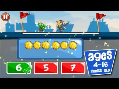 Video of Math learning games for kids