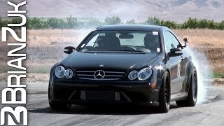 Nonton Supercharged Mercedes Clk63 Amg Black Series Film Subtitle Indonesia Streaming Movie Download