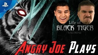 Video AJ Plays Life of Black Tiger! - Worst Game of 2017!? MP3, 3GP, MP4, WEBM, AVI, FLV Maret 2018