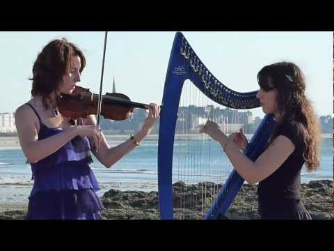 itanic Theme Song - My Heart Will Go On - Harp and Violin