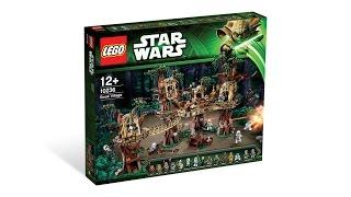 LEGO 10236 - Ewok Village - Time Lapse
