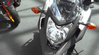 7. NY Auto Show 2013 (pt. 2) - Honda's PCX-150 Scooter & more...
