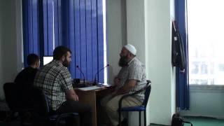 Flej pas Syfyrit pak më shum shkaku se jam i sëmurë - Hoxhë Bekir Halimi