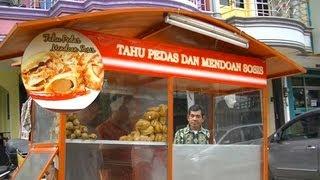 Video Jakarta Street Food 269 Mendoan Sosis ,Tahu Pedas Nyerocos, and  Tempe Mendoan MP3, 3GP, MP4, WEBM, AVI, FLV Mei 2019