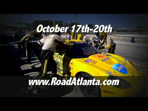 Petit Le Mans powered by Mazda 2012 Teaser