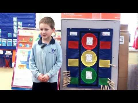 kindergarten - Kindergarten students from Syracuse Academy of Science Charter School demonstrate and describe the daily activities. Some of these activities include morning...