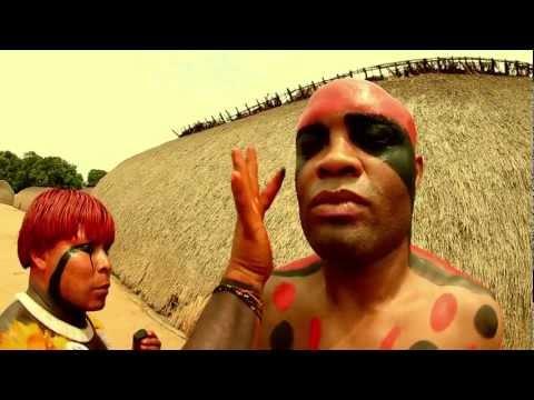 Vencer no UFC é fácil, quero ver vencer uma tribo de Kamayurás