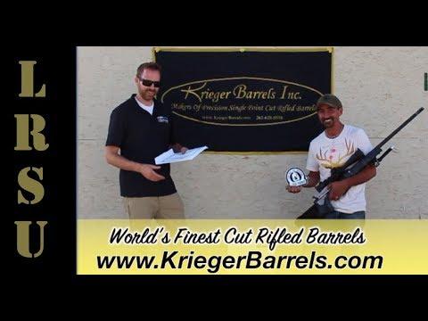 28 Nosler vs Milk Jug 1500 Yards - Jeremy Frisbie LRSU Milk Jug Challenge