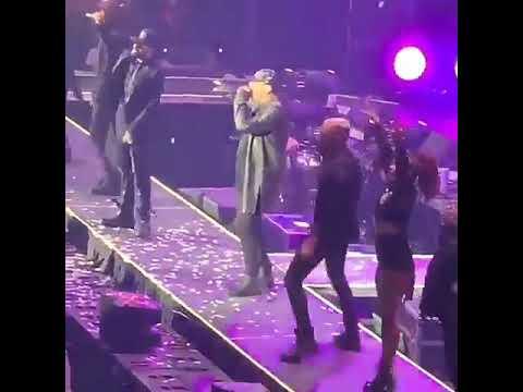 El reguetonero Wisin sufrió una bochornosa caída durante un concierto en E.E. U.U.