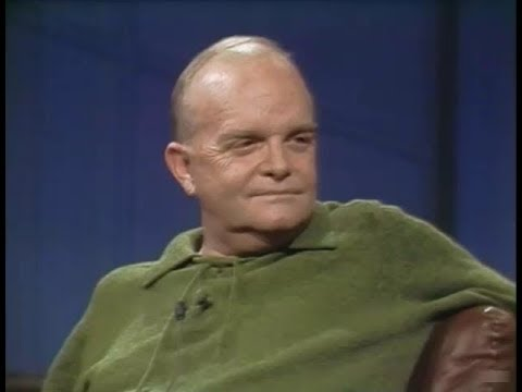 Truman Capote on The Dick Cavett Show 1978