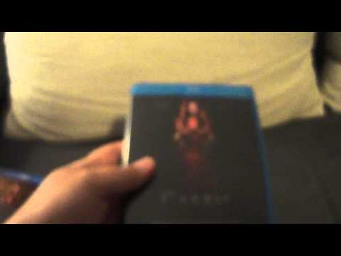 Carrie (2013) Blu-Ray unboxing