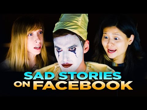 Everyone Knows That One Guy Who Only Posts Sad Stories On Facebook