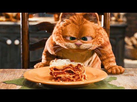 Lasagna Dance Scene - GARFIELD 2 (2006) Movie Clip