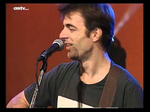 Kevin Johansen video Cumbiera intelectual - CM Vivo 2005