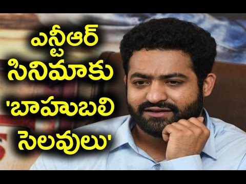 NTR Gives Holidays For Shooting During Baahubali 2 Release