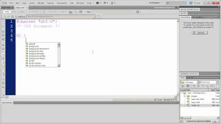 CSS Fundamentals With Dreamweaver CS5 - Part 2