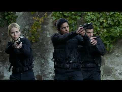 the Boyfriend becomes hostage #5 -  Priyanka Chopra/Alex Parrish - Quantico (tv series)