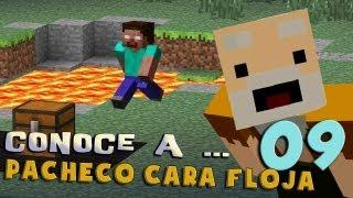 Pacheco cara Floja 09   Como matar a Herobrine