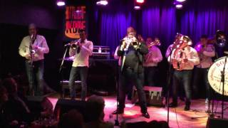 Bojan Ristić Brass Band - Half Note Jazz Club, Atina 2017.