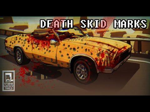 Прохождение Death Skid Marks Beta - Часть 1