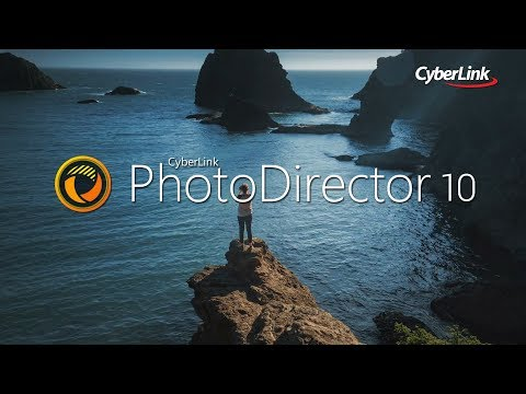 Creative Professional Photo Editing Software for Creators of All Levels | Cyberlink PhotoDirector 10