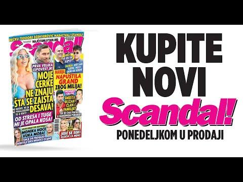 SCANDAL NOVINE: Monika hoće Vuka Moba! Karleušina velika ispovest: Moje ćerke ne znaju šta se dešava, Duško i ja sve krijemo!