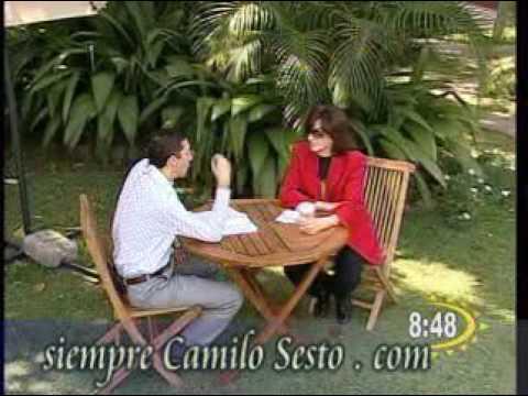 Camilo Sesto en TeleTica 1 de 3