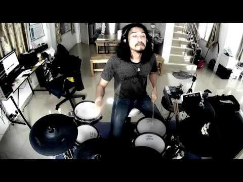 เมื่อรักมันห่วย - อู๋ ธรรพ์ณธร (Electric Drum cover by Neung)