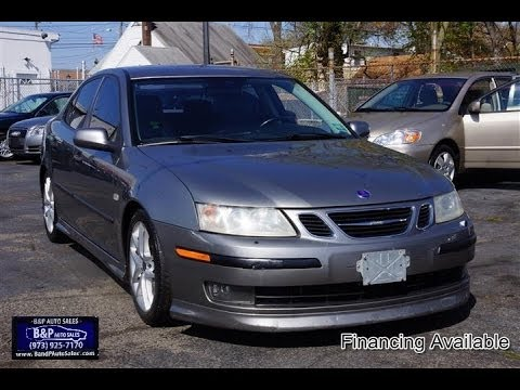 2004 Saab 9 3 Aero Turbo Sedan Review