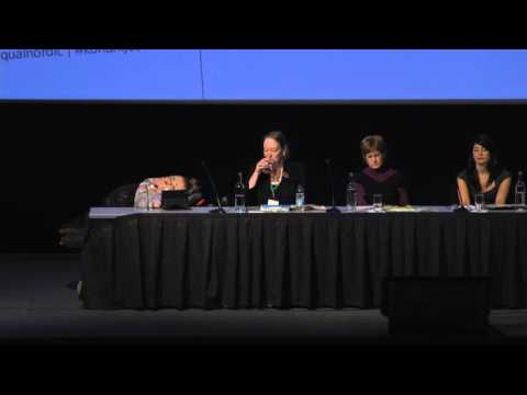 Image of the video: Freyja Haraldsdóttir Speaks on Multiple Marginalization