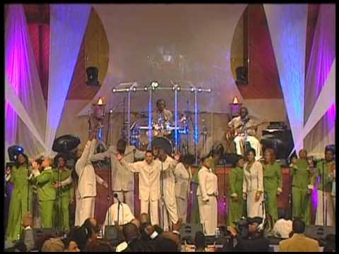 Before the Throne & Enthroned - Shekinah Glory Ministry