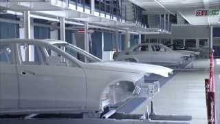 Sindelfingen Germany  City pictures : Mercedes E-Class Production, Sindelfingen, 2013 - Part 1