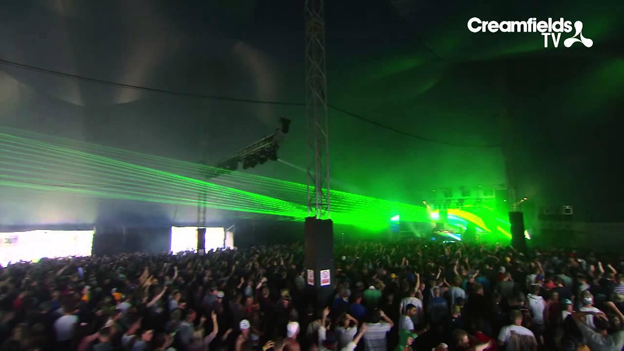 Paul van Dyk - Live @ Creamfields 2014